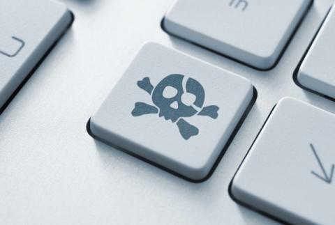 Online-Piracy-Key-Keyboard