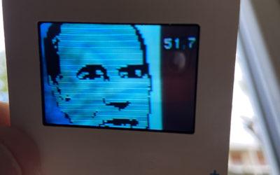 La capture d'écran du 10 mai 1981, 20h !